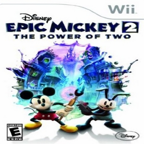 Refurbished Disney Epic Mickey 2: The Power of Two - Nintendo Wii