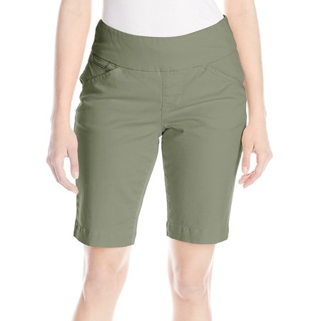 Canada Fit Shorts - jag womens ainsley twill classic fit bermuda shorts