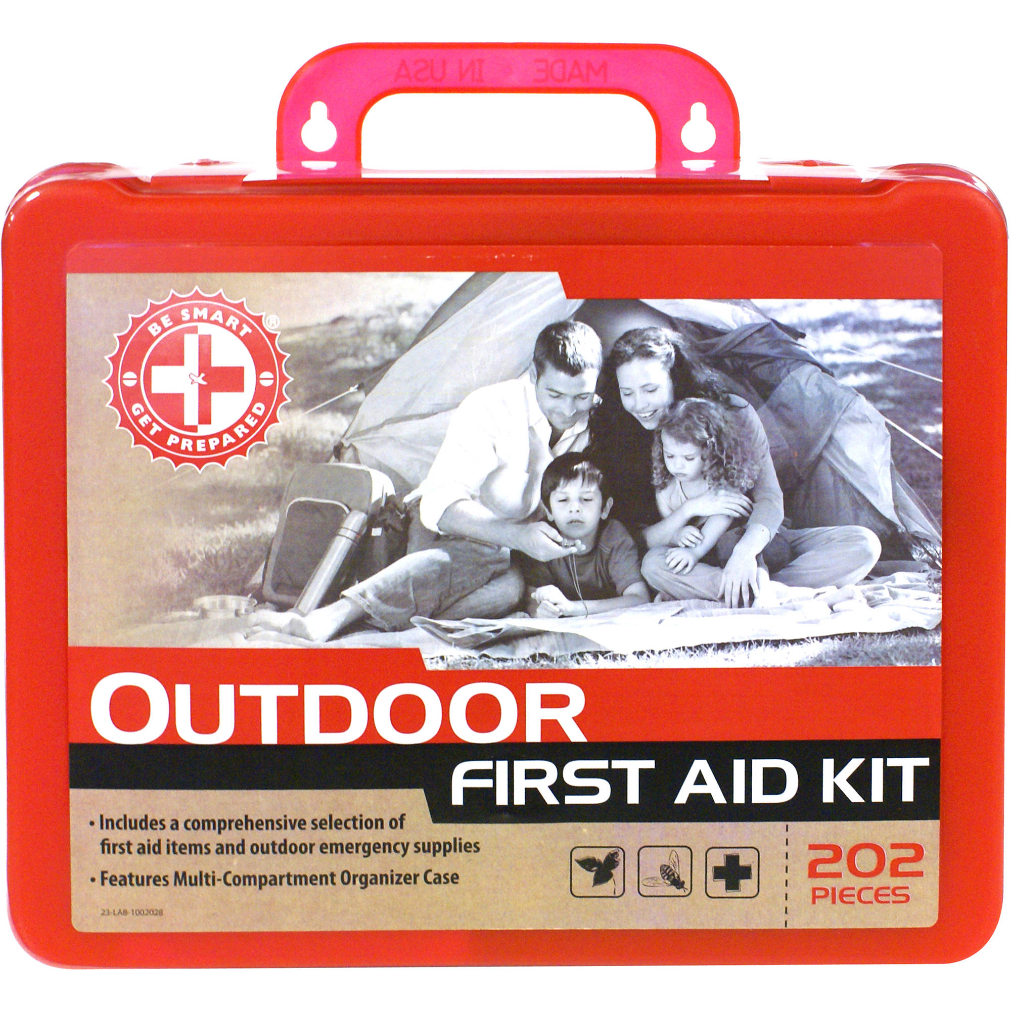 First Aid Kit, 202pc