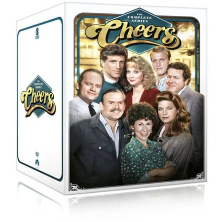 Cheers  The Complete Series  Full Frame