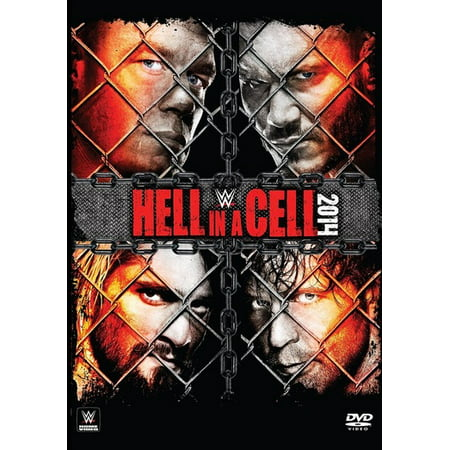 WWE: Hell In A Cell 2014 (Hell In A Cell Mankind Vs Kane)