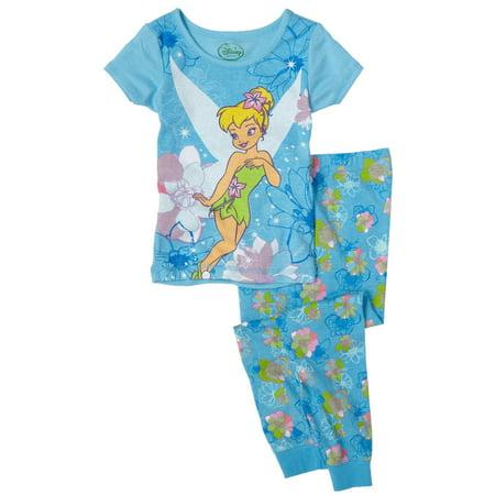 Disney Fairies Little Girls'  Pj Set - Disney Jammies