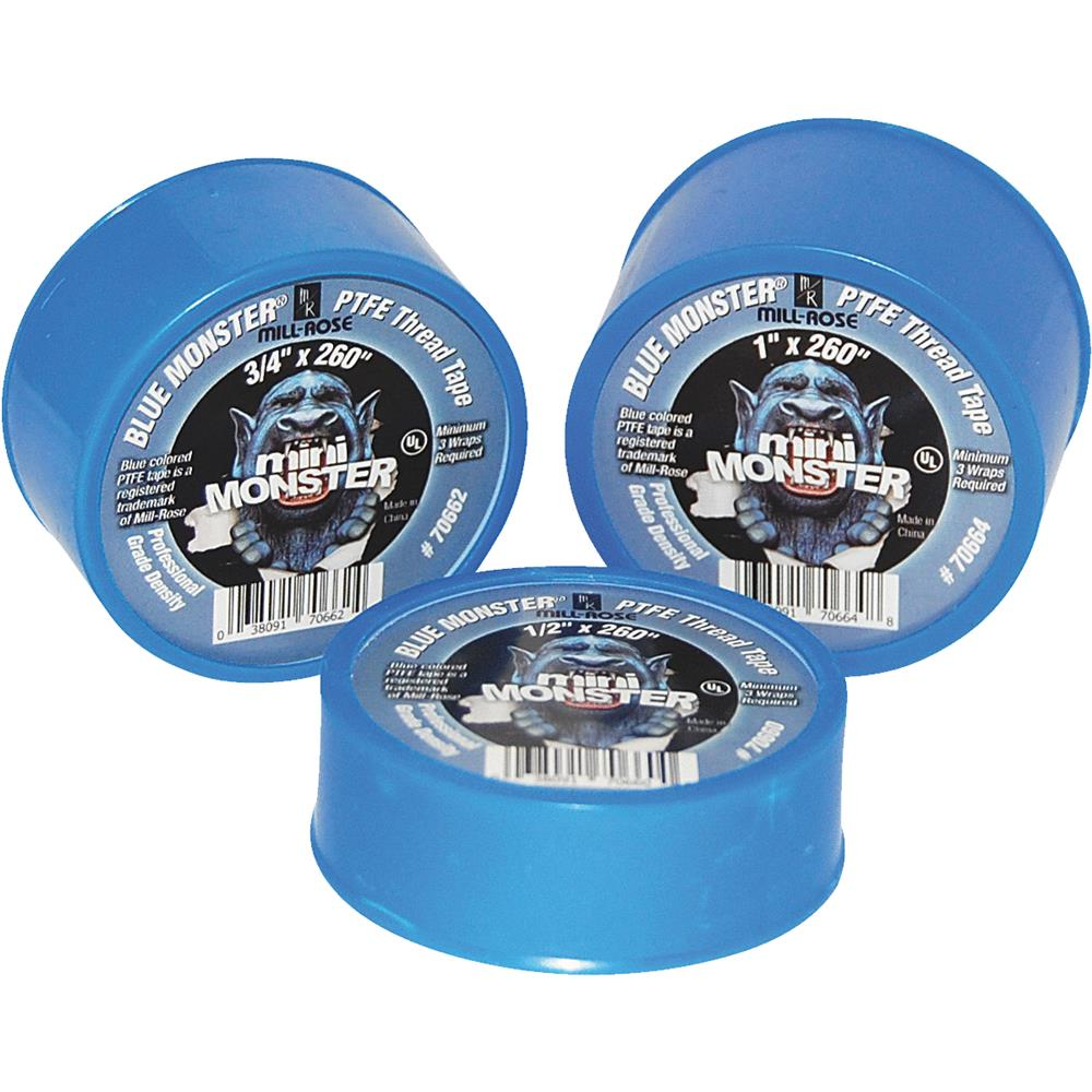 "Mill-Rose Company 1/2""x520"" Monster Tape 70661"