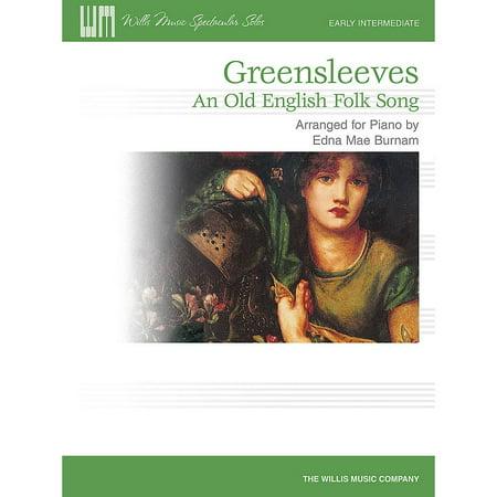 Willis Music Greensleeves (Early Inter Level) Willis Series