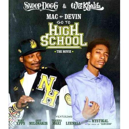 Mac & Devin Go to High School - Wiz Khalifa Halloween Beat