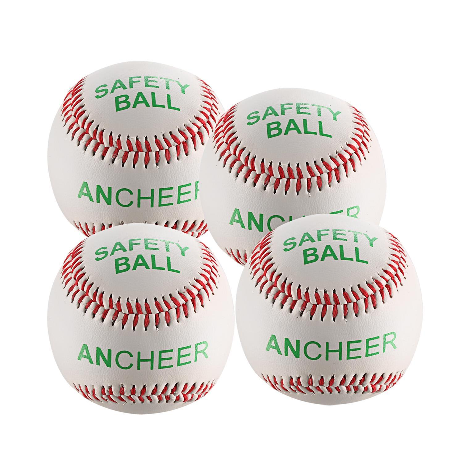 Clearance! Reduced Impact soft Compression Training Throwing Practice Safety Baseball HFON by