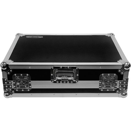 Odyssey Flight Ready FRMC7000 ATA Style Road Case for Denon MC7000 DJ Controller Black Dj Equipment Road Case