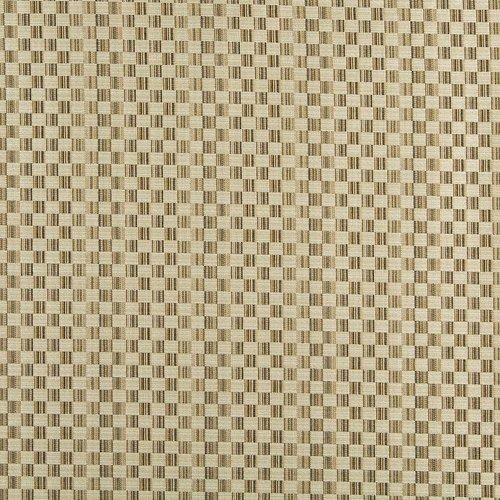 Wildon Home Checkered Jacquard Fabric