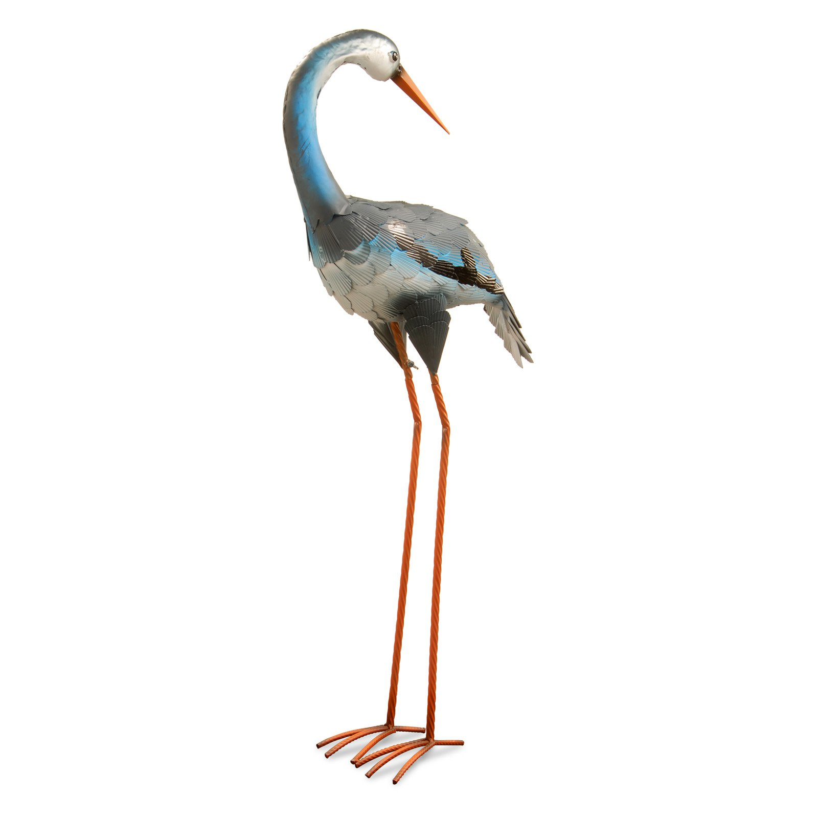 "National Tree Artificial 39"" Garden Accents Blue Crane"