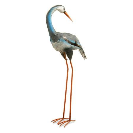 "39"" Garden Accents Blue Crane"