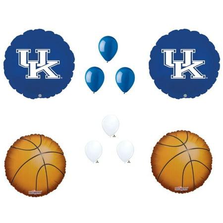 Basketball Birthday Decorations (KENTUCKY WILDCATS Basketball Game Birthday Party Balloons Decorations)