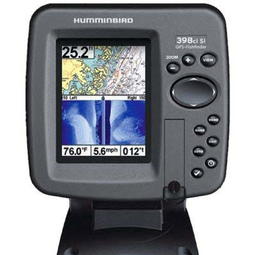 Humminbird 398ci SI Side Imaging Combo 409380-1