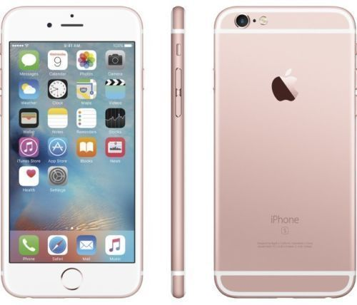 Apple iPhone 6S Plus 64GB - GSM Unlocked Smartphone - Rose Gold
