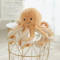 TureClos Cute Octopus Plush Toys Animal Dolls Stuffed Toys Plush Sea Animal Toys Children Baby Gifts