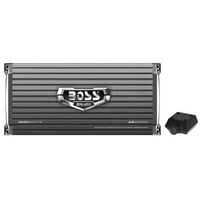 Boss Audio AR2000M Monoblock Mosfet Amplifier