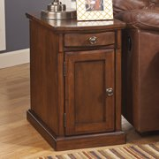 Signature Design by Ashley Laflorn Chair Side End Table, Multiple Colors