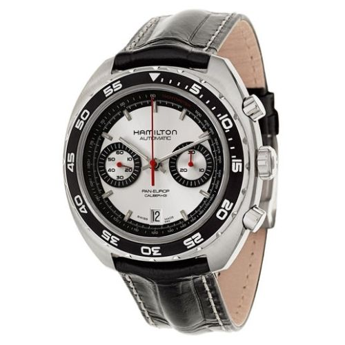 Hamilton Timeless Classic Pan Europ Auto Chrono Men's Automatic Watch H35756755 by