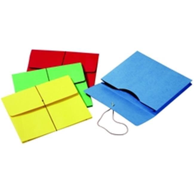 Globe-Weis 243ASST Paper Envelopes  2 in Exp  Assorted  Letter  50 per BX