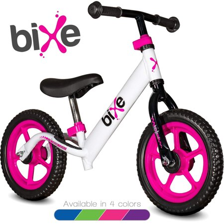Fox Air Beds Aluminum Balance Bike for Kids and Toddlers - No Pedal Sport Training Bicycle for Children Ages 3,4,5,6.