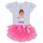 Personalized Super Why! Princess Presto Toddler Girl Tutu Shirt