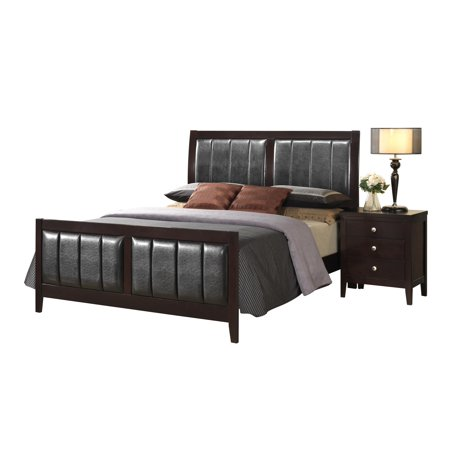 Global Furniture USA Rosa Panel Bed