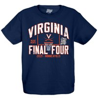 Virginia Cavaliers Blue 84 Youth 2019 NCAA Men's Basketball Tournament March Madness Final Four Bound T-Shirt - Navy