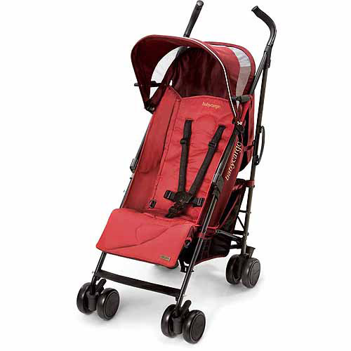 Baby Cargo Series 200 Stroller, Pomegranate Cherry