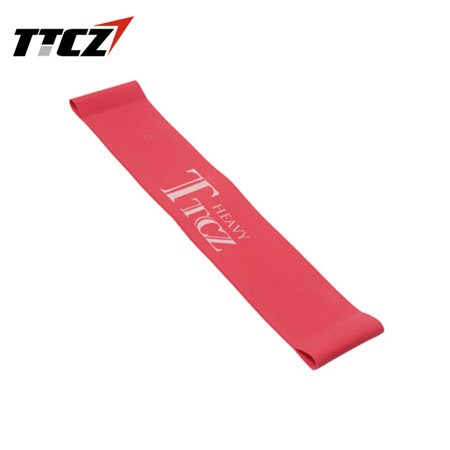 Elastic Tension Resistance Band Fitness Rubber Loop Band Yoga Equipment - image 1 of 9