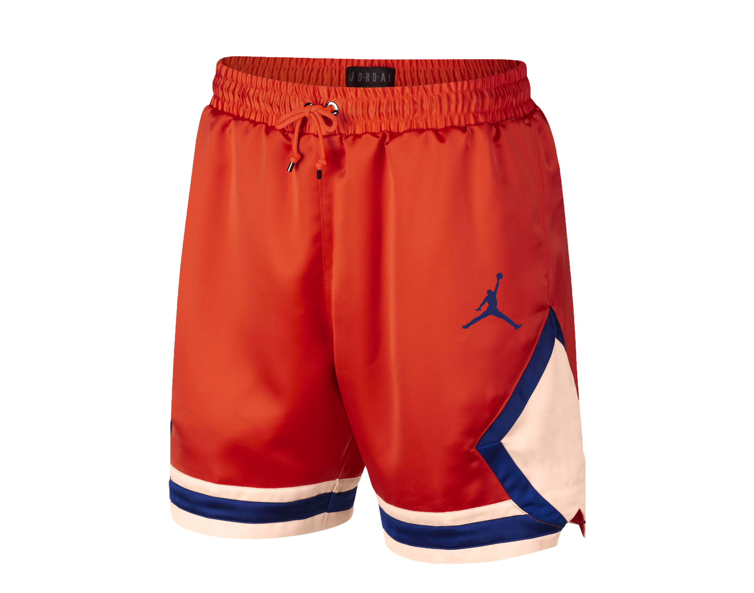Nike Air Jordan Satin Diamond Orange