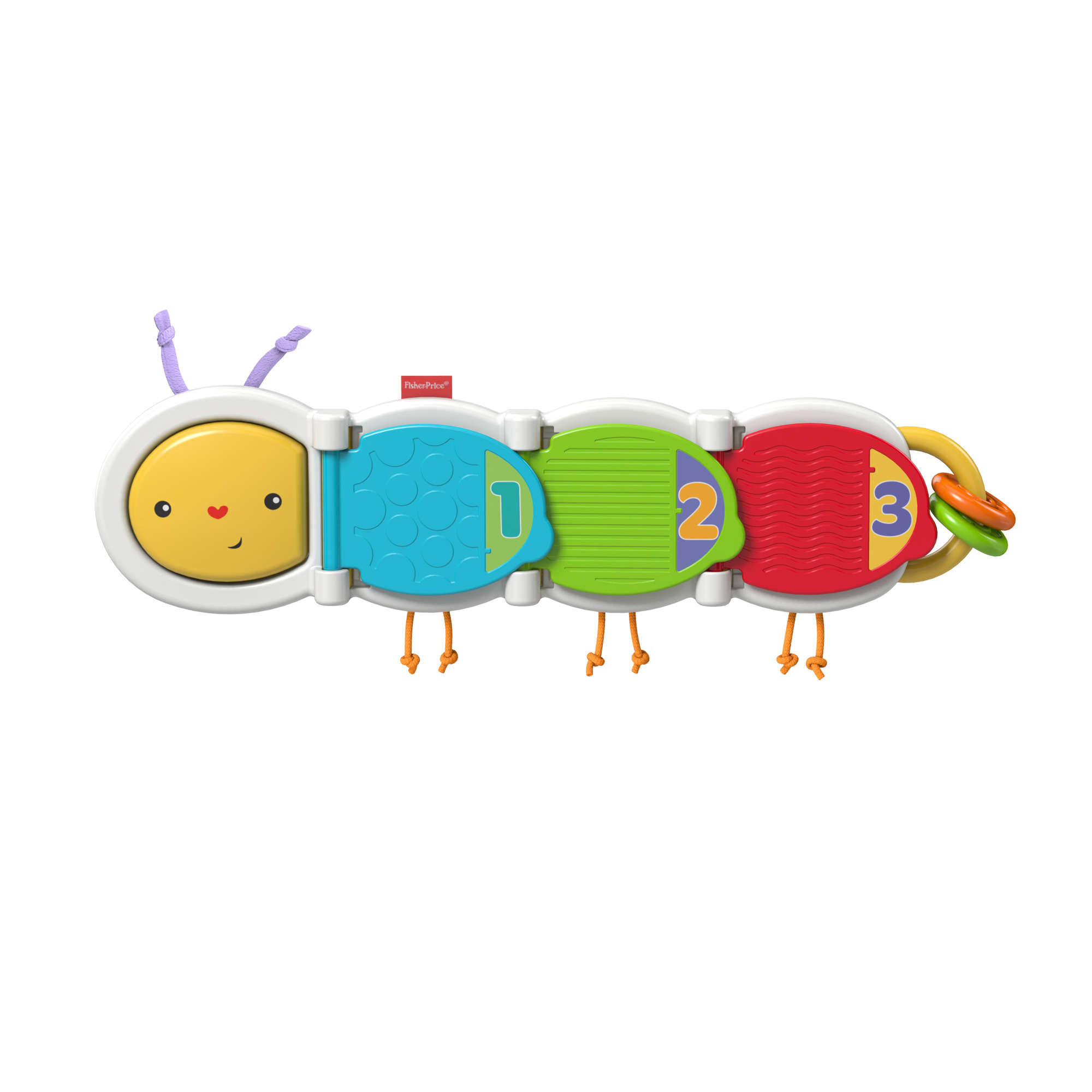 Fisher Price Flip & Surprise Caterpillar by Fisher-Price