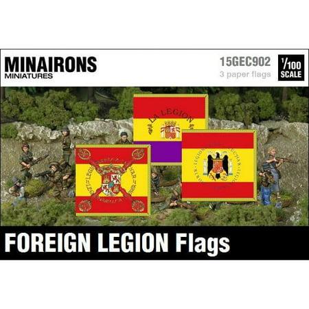 Spanish Foreign Legion Flags New](Spanish Flags)