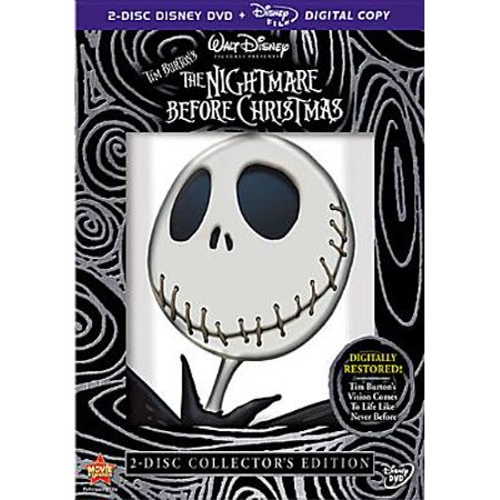 The Nightmare Before Christmas (Two-Disc Collector's Edition) (Nightmare Before Christmas This Is Halloween Live)