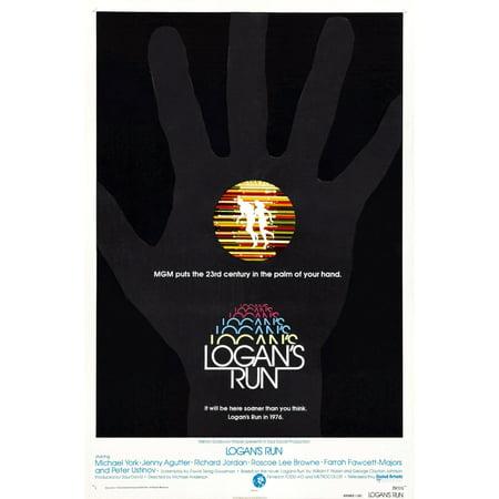 Logans Run Us Poster 1976 Movie Poster Masterprint