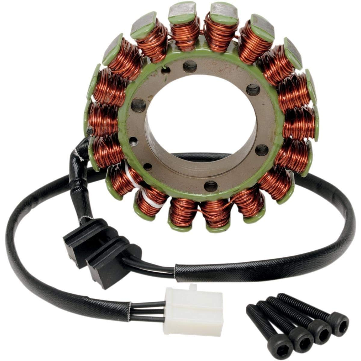 Orange Cycle Parts Electric Stator for Kawasaki 2003 - 2004 ZX-6RR Ninja Models