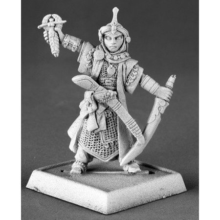 Kyra Female Iconic Cleric Pathfinder Miniatures by, Miniatures are supplied unpainted and assembly may be required. By Reaper Ship from US ()