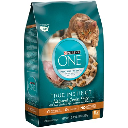 Grain Free Dry Cat Food  Lb