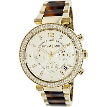 Madison Chronograph Women's Watch, MK5688 (Best Womens Chronograph Watches)