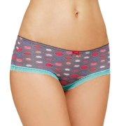 Kensie 6613503 Maya Micro Boyshort Panty
