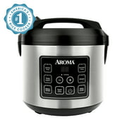 Best Rice Cookers - Aroma 20-Cup Programmable Rice & Grain Cooker Review