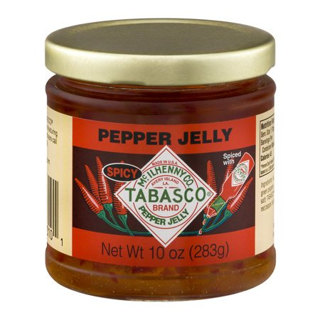 - (2 Pack) Tabasco Pepper Jelly, 10 oz