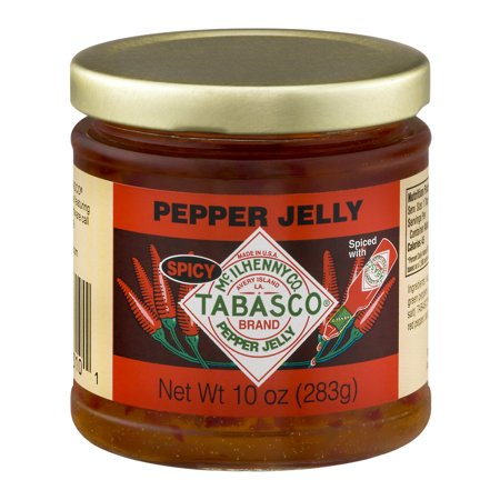 Tabasco Spicy Pepper Jelly, 10 oz