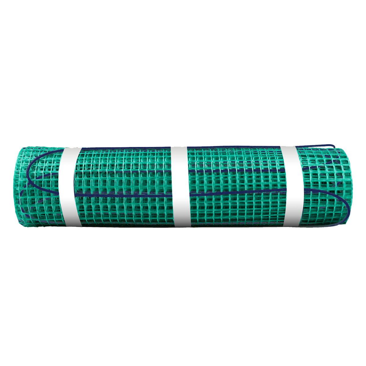 WarmlyYours TRT240-1.5x08 TempZone 240V 0.8A 1.5 Foot x 8 Foot Flex Roll