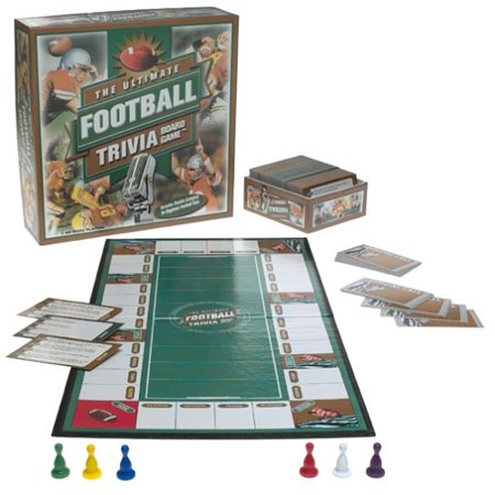 Vintage Sports Cards The Ultimate Football Trivia Board Game - image 2 of 3