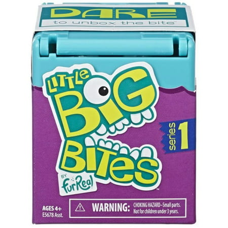 FurReal Series 1 Little Big Bites Mystery Pack [Blue] (Crop A Dile Big Bite)