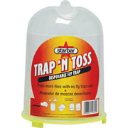 TRAP-N-TOSS DISPOSABLE FLY TRAP