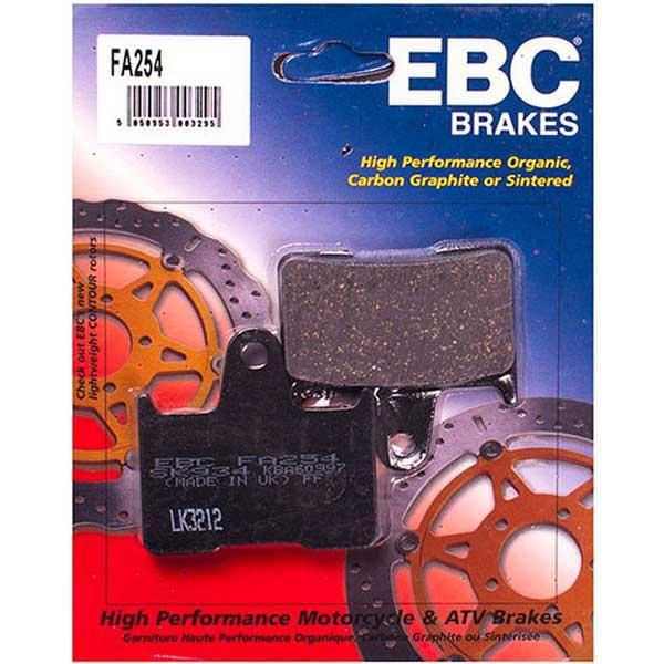 EBC Organic Brake Pads Rear Fits 04-05 Suzuki GSXR750