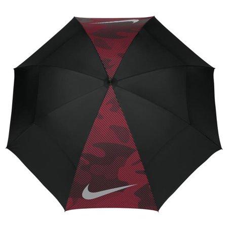 Windsheer Umbrella (62 in. WindSheer Lite Umbrella, Black, Silver & Gym Red )