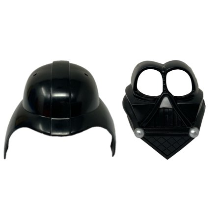 Disney Exclusive Mr Potato Head Star Wars Darth Vader Helmet & Mask Parts & Accessories