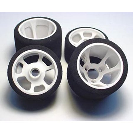 Calandra Racing Concepts (CRC) 1/12 Front Pro-Cut Tires, Chrome (2), CLN2188