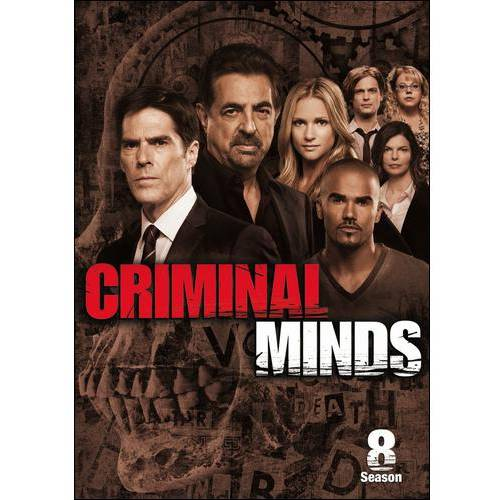 Criminal Minds: The Eighth Season (Widescreen)